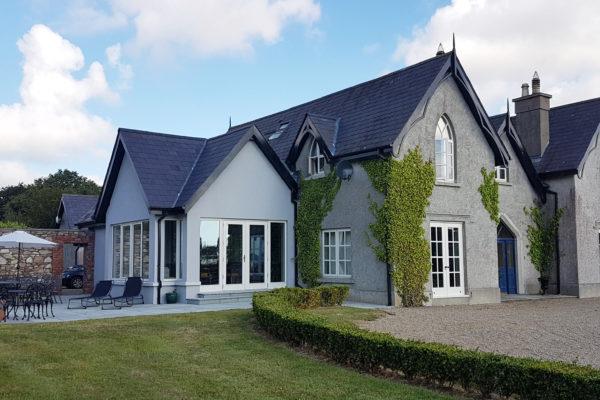 odriscoll lynn architects extension design Saunderstown Wexford