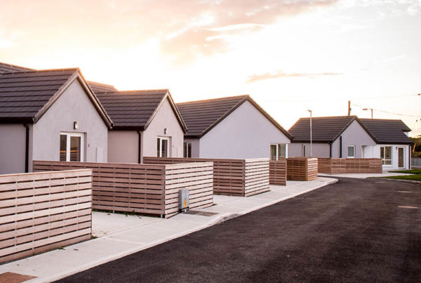 odriscoll lynn architects Rathangan social housing