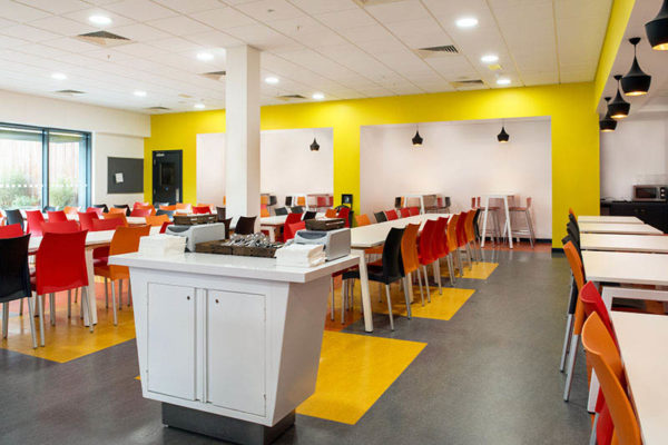 odriscoll lynn architects Waters Canteen