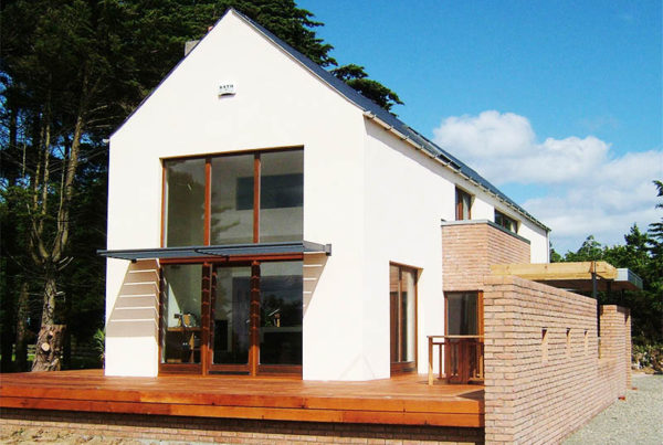odriscoll lynn architects housing Burrough- Rosslare