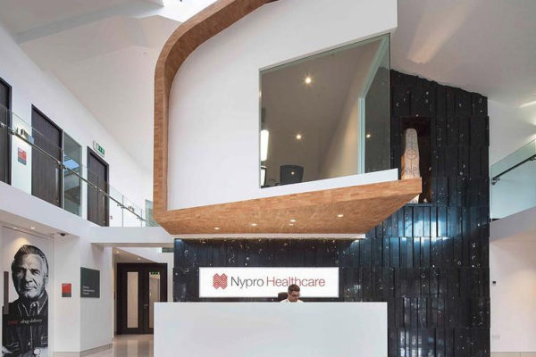 odriscoll lynn architects nypro healthcare