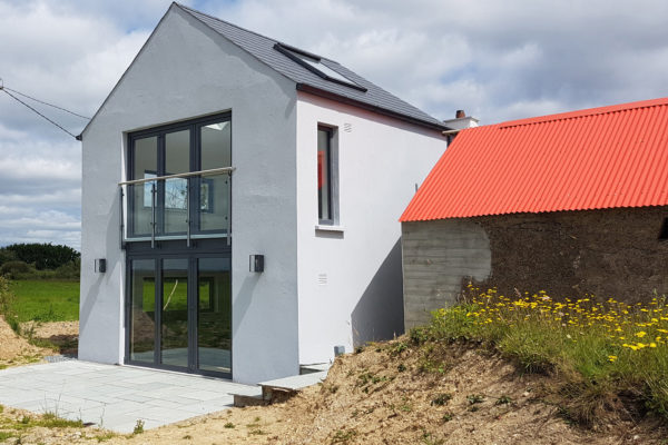 odriscoll lynn architects The Cull Duncormick House Extension